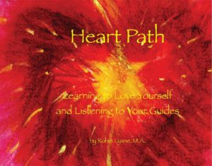 Robin Lysne. Heart Path book